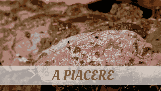 How To Say A Piacere