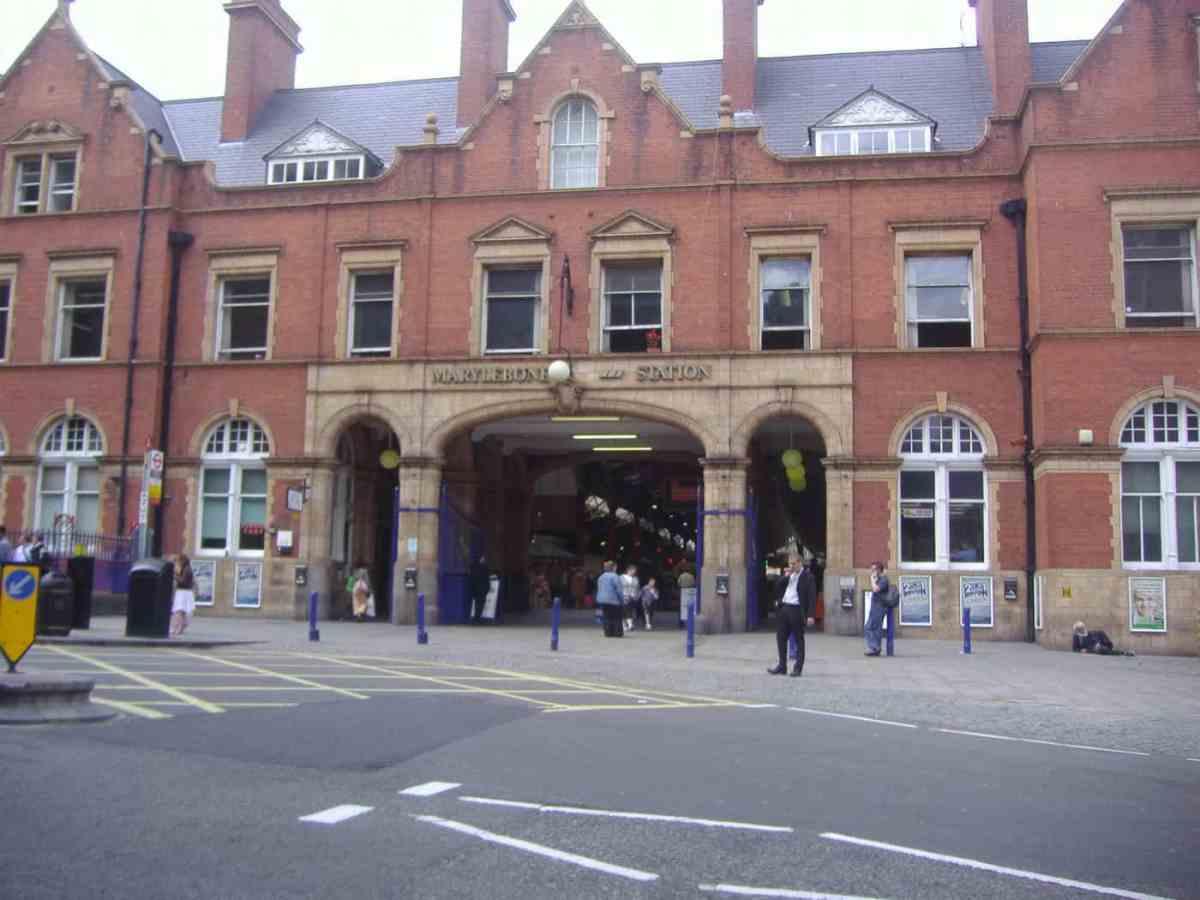 Image of Marylebone Station