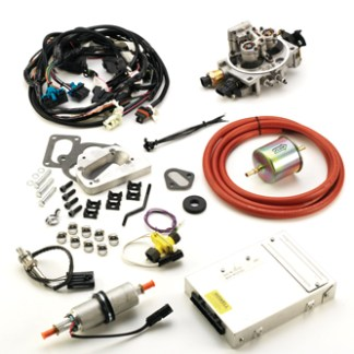 #CA/CJ258 - TBI KIT: JP1 Emission Legal Version CARB EO #D452 1972-80 CJ 4.2L Offroad - Emissions Legal