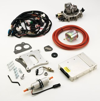 #K247F - TBI KIT: 454/502 HP/TBI 2bbl