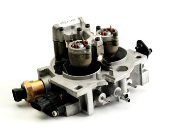 H43TBI TBI UNIT 500 CFM GM 2bbl Replacement for 43L V6