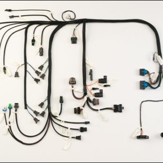 gm tpi products archives - howell efi conversion & wiring harness experts  howell efi