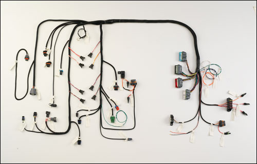 Howell Wiring Harness - Wiring Diagram Library