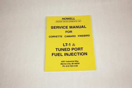 #m236 - service manual for tpi and lt1 engine troubleshooting