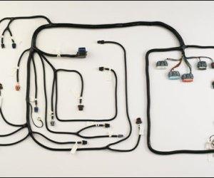 #HV43 - VORTEC HARNESS: 1996-2011 4.3L SFI w/manual or non-electronic transmission