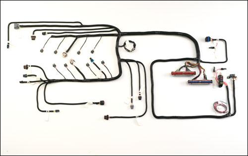 hvl81t - gen iii vortec harness  1999-04 8 1l w   4l80e transmission