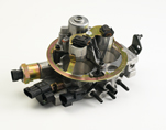 #HTBI670 - TBI UNIT: 670 CFM Holley 2-bbl with 80lb/hr Injector