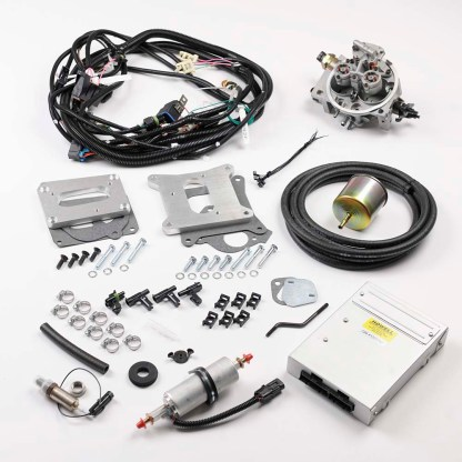 #HP389 Pontiac 389 CID TBI Conversion Kit