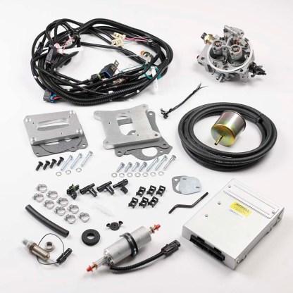 #HP455 Pontiac 455 CID TBI Conversion Kit