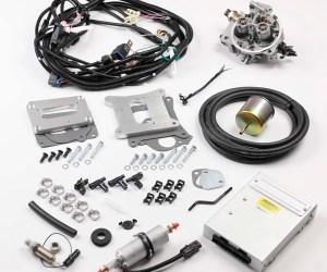 #HF351 Ford 351 CID TBI Conversion Kit