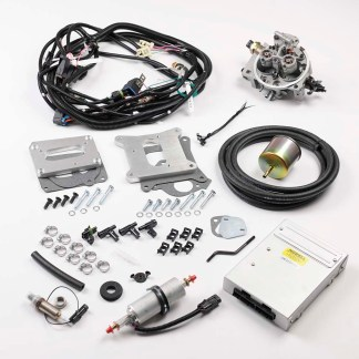 #HI266 266 CID V8 International Harvester TBI Conversion Kit