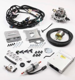 hc235 chevrolet 235 cid tbi conversion kit howell efi conversion wiring harness experts [ 1000 x 1001 Pixel ]