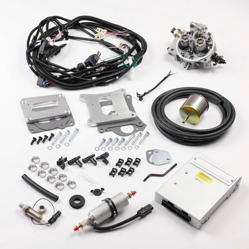 small resolution of k247jw360 tbi kit jeep wagoneer 360 howell efi conversion howell wiring harness howell wiring harness