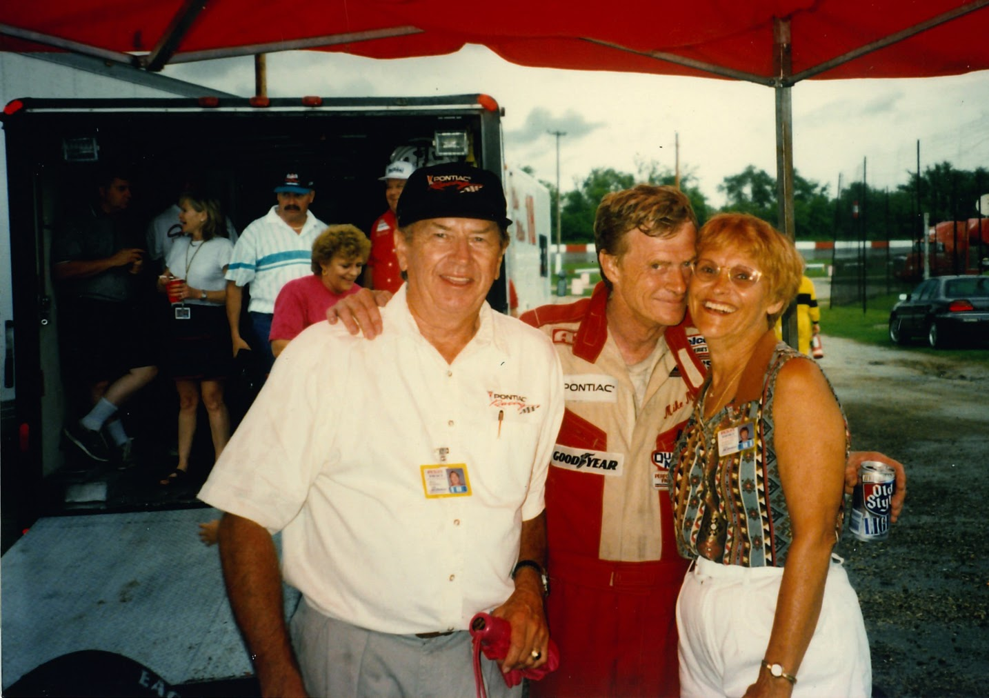 Bill Howell Mike Marilyn Miller