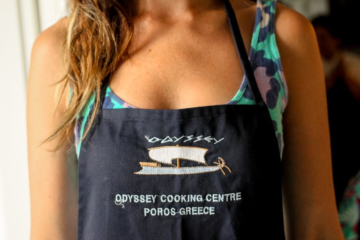 Greek Cooking Class   How Far From Home