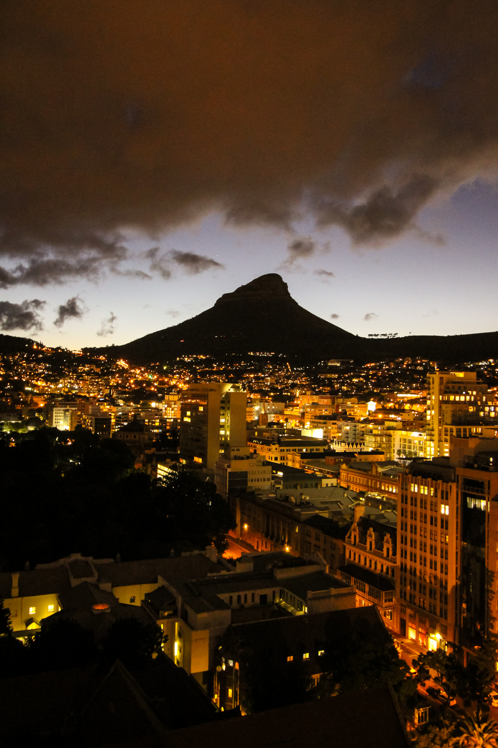 Cape Town South Africa   How Far From Home