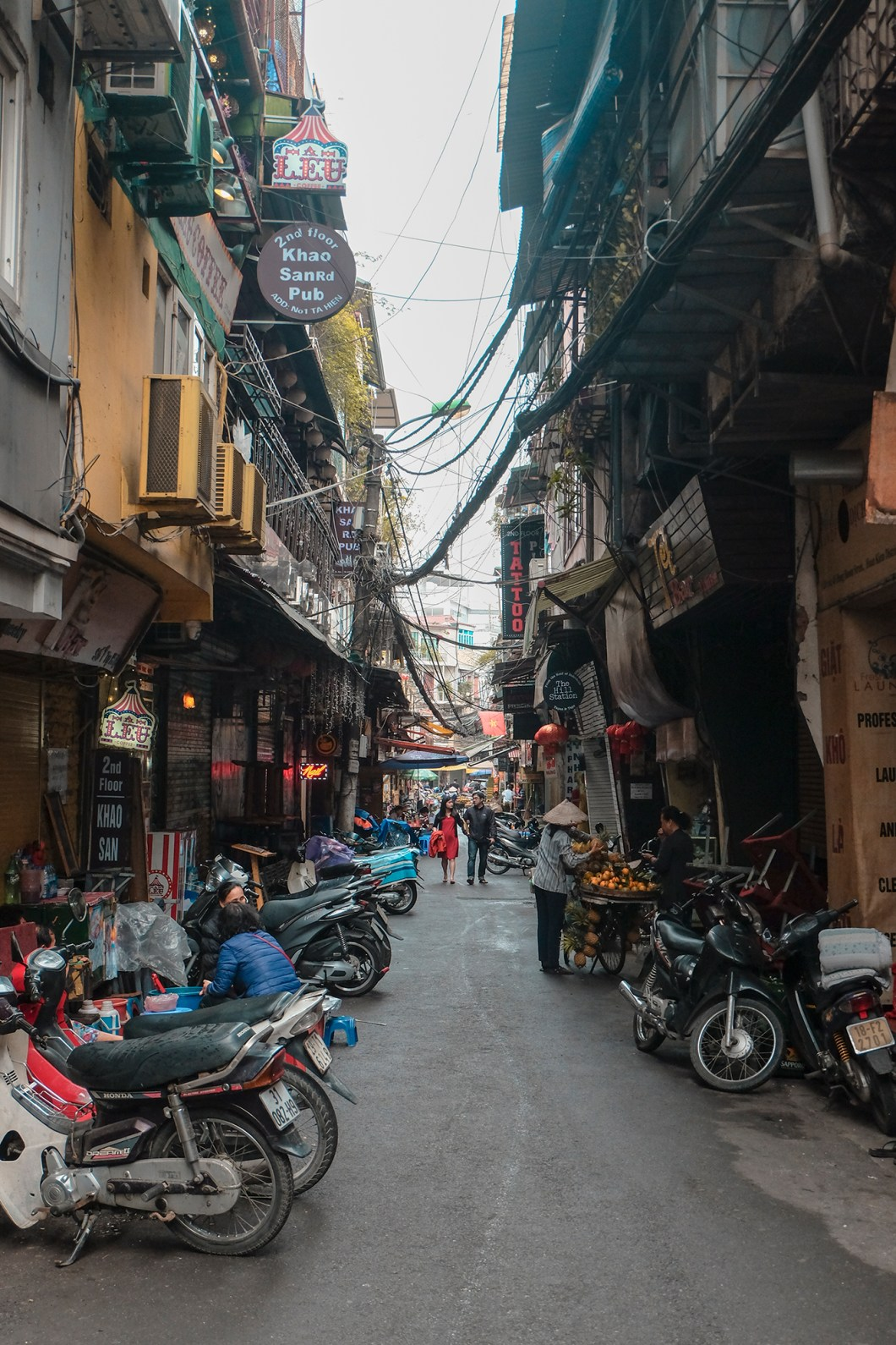 Hanoi Vietnam | How Far From Home