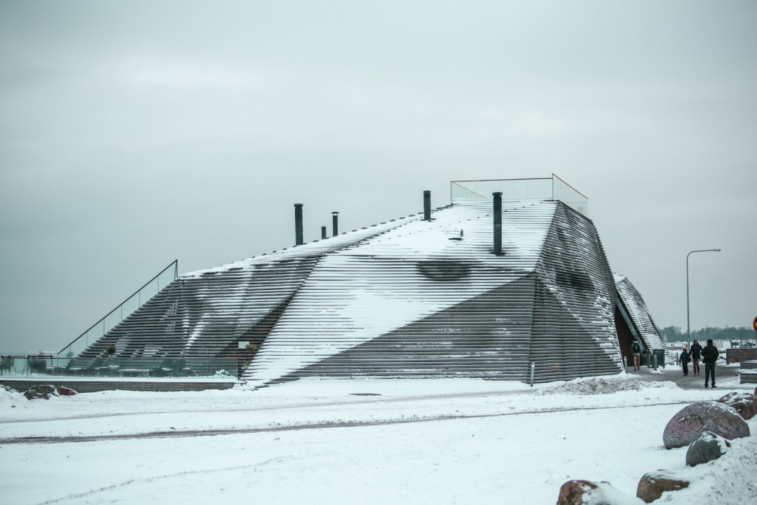 Loyly Sauna Helsinki