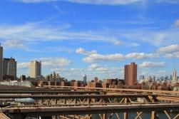 Widok na Manhattan
