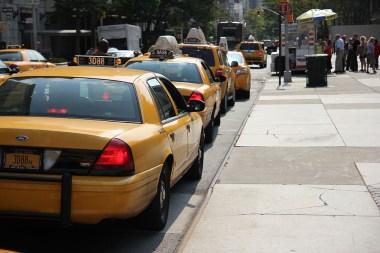 Taksówki pod Met
