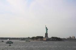Statua Wolności na Wyspie Wolności (Liberty Island)