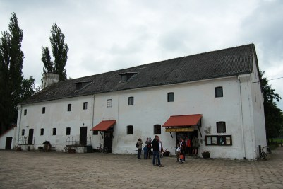 Muzeum w Stacji Badawczej PAN w Popielnie