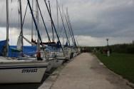 Port jachtowy w Popielnie