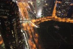 Noc na Pudong