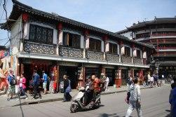 Bazar Yuyuan - straganiki i sklepy