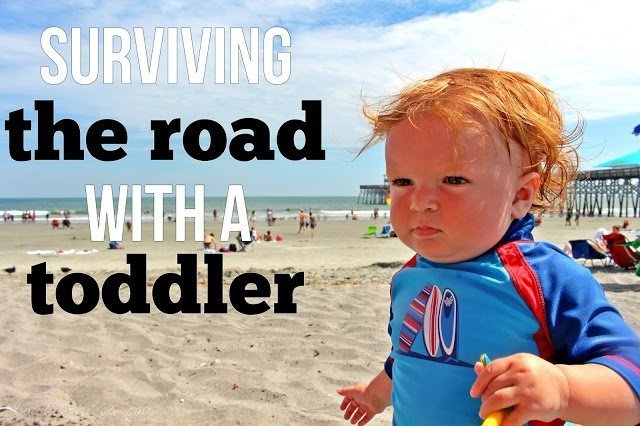 Surviving the Road with a Toddler