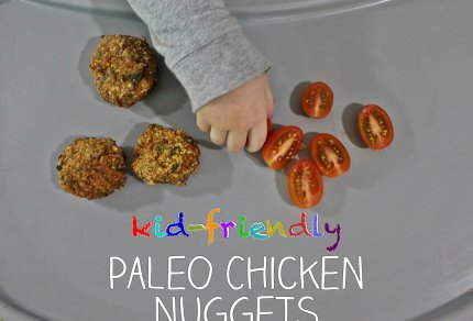 Kid-Friendly Paleo Chicken Nuggets