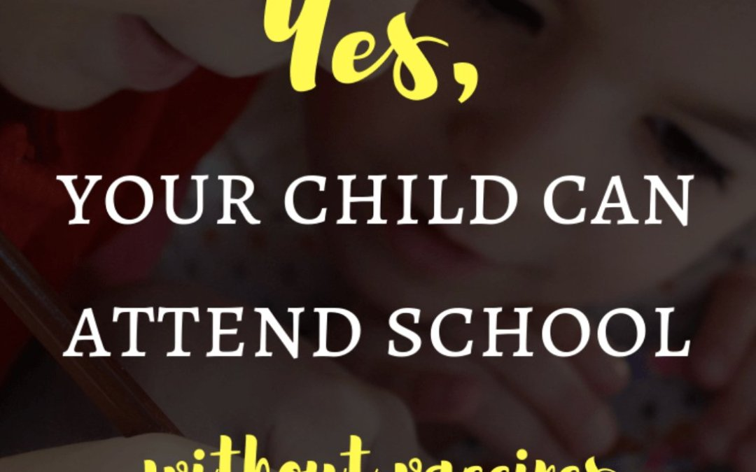 Sending Your Unvaccinated Child to School | A Beginner's Guide