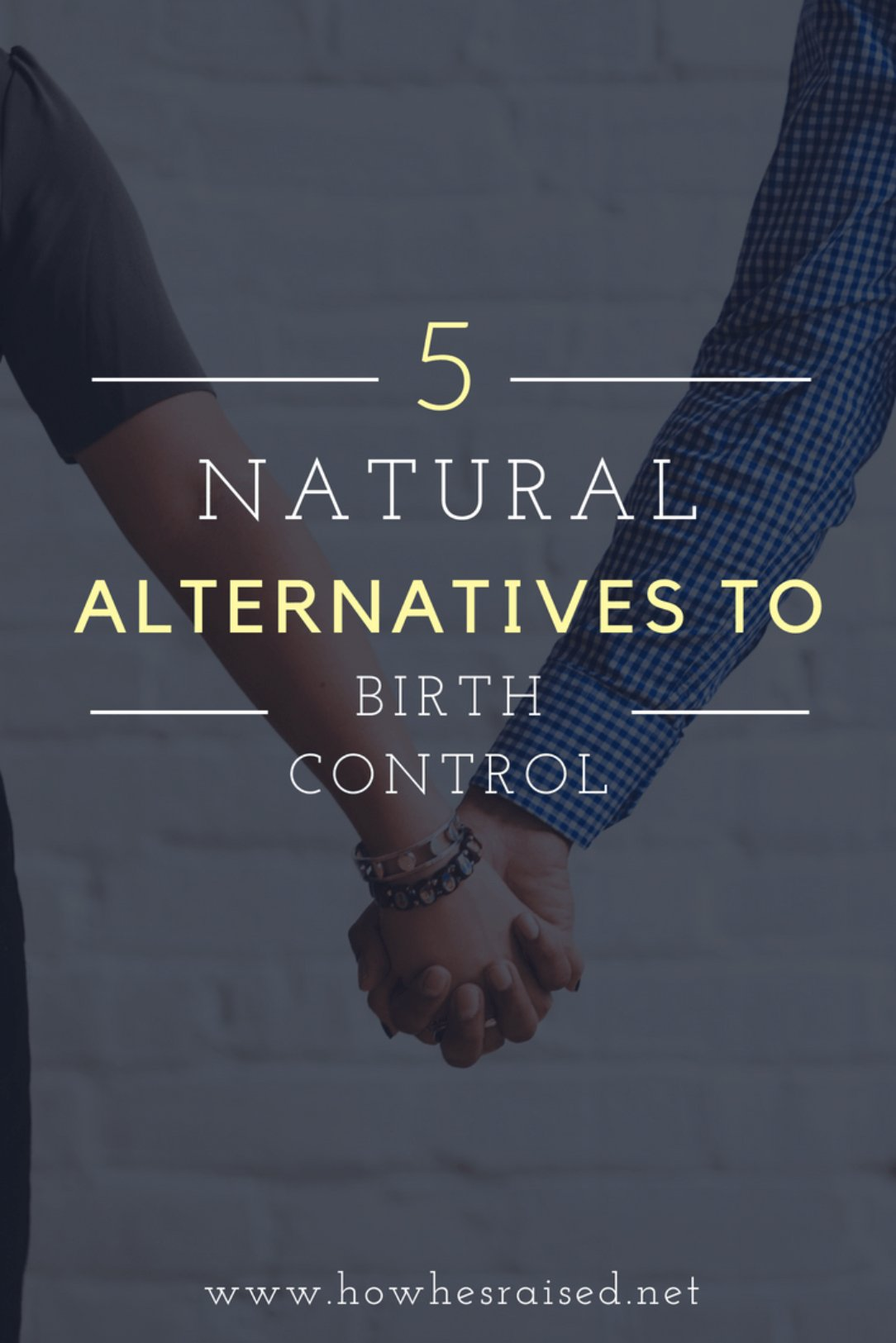 Natural Alternatives To Birth Control