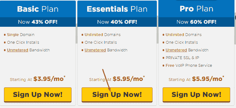 hostgator hosting essetial hindi
