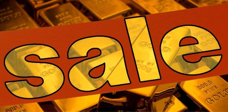 Precious Metals are On Sale