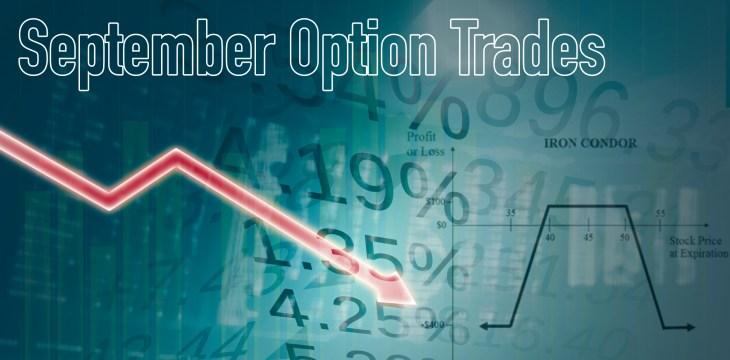 September 2016 Option Trades