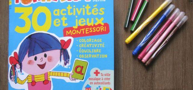 Avis Pomme d'Api Montessori