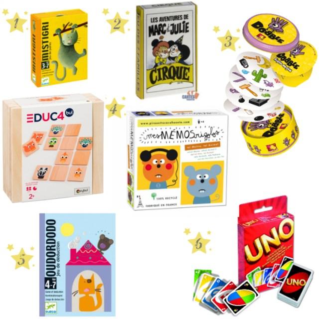 sélection idées cadeaux enfant 4 ans jeux classiques