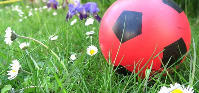 Avec un ballon … on peut faire autre chose que du foot !