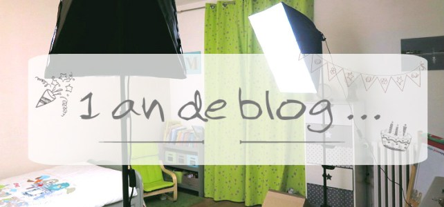 1an du blog
