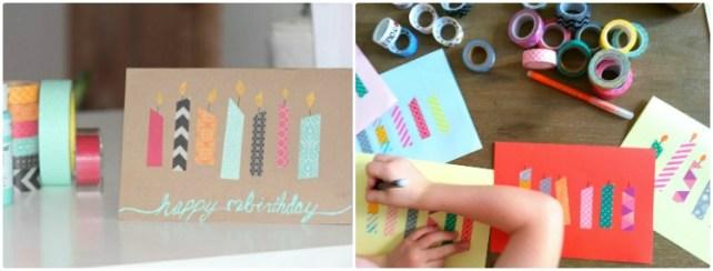 cartes-anniversaires-avec-masking-tape-pinterest