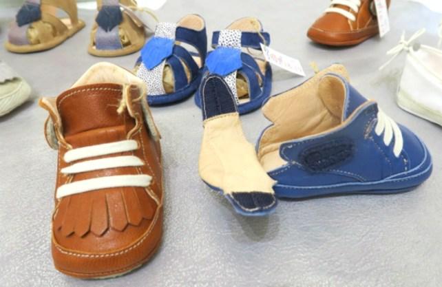 Chaussures premiers pas Paskap wishlist 1an anniversaire