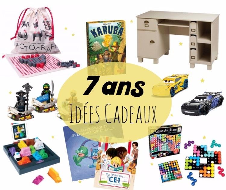 Idée Cadeau Anniversaire 7 Ans GarçOn Idées cadeaux pour mon 7 ans – How I Play with my mome