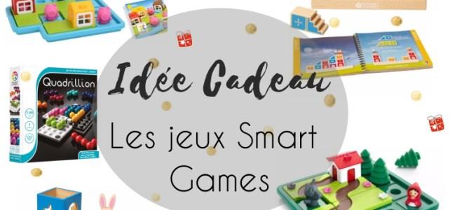 Mon coup de cœur pour les jeux Smart Games [ Idée cadeau #3 ]