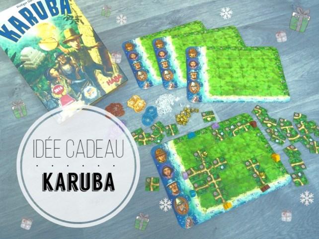 Karuba Haba idee cadeau 7 ans jeu de societe