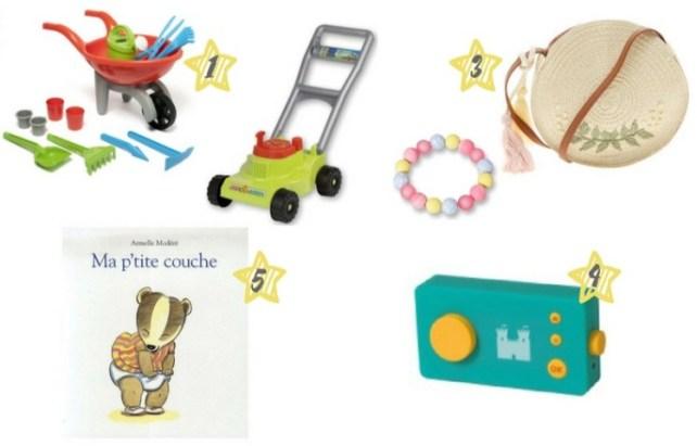 Idées cadeaux pour enfant 2 ans originaux