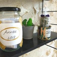 Une capsule temporelle à imprimer pour se souvenir de 2018