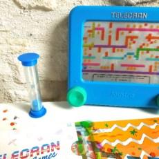 Le Télécran Games enfin un écran à laisser à nos enfants