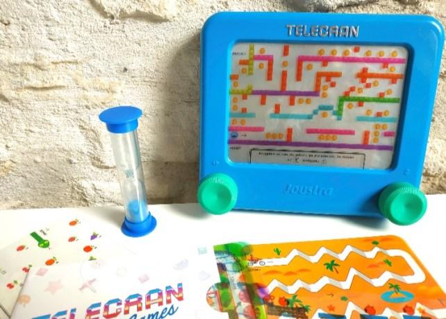 Télécran games la nouvelle version écran magique idée cadeau