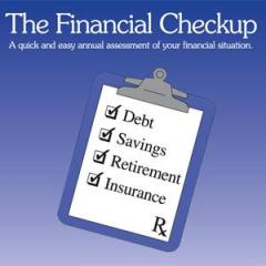 Monthly Financial Check Up: February 2012